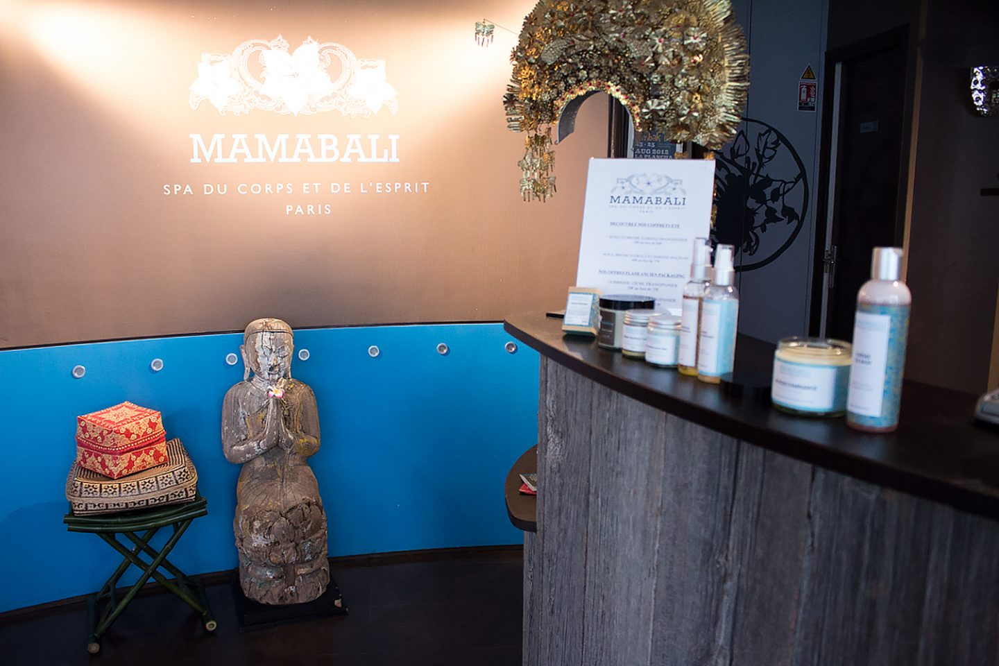 #NOEL Un Massage au Mamabali Spa