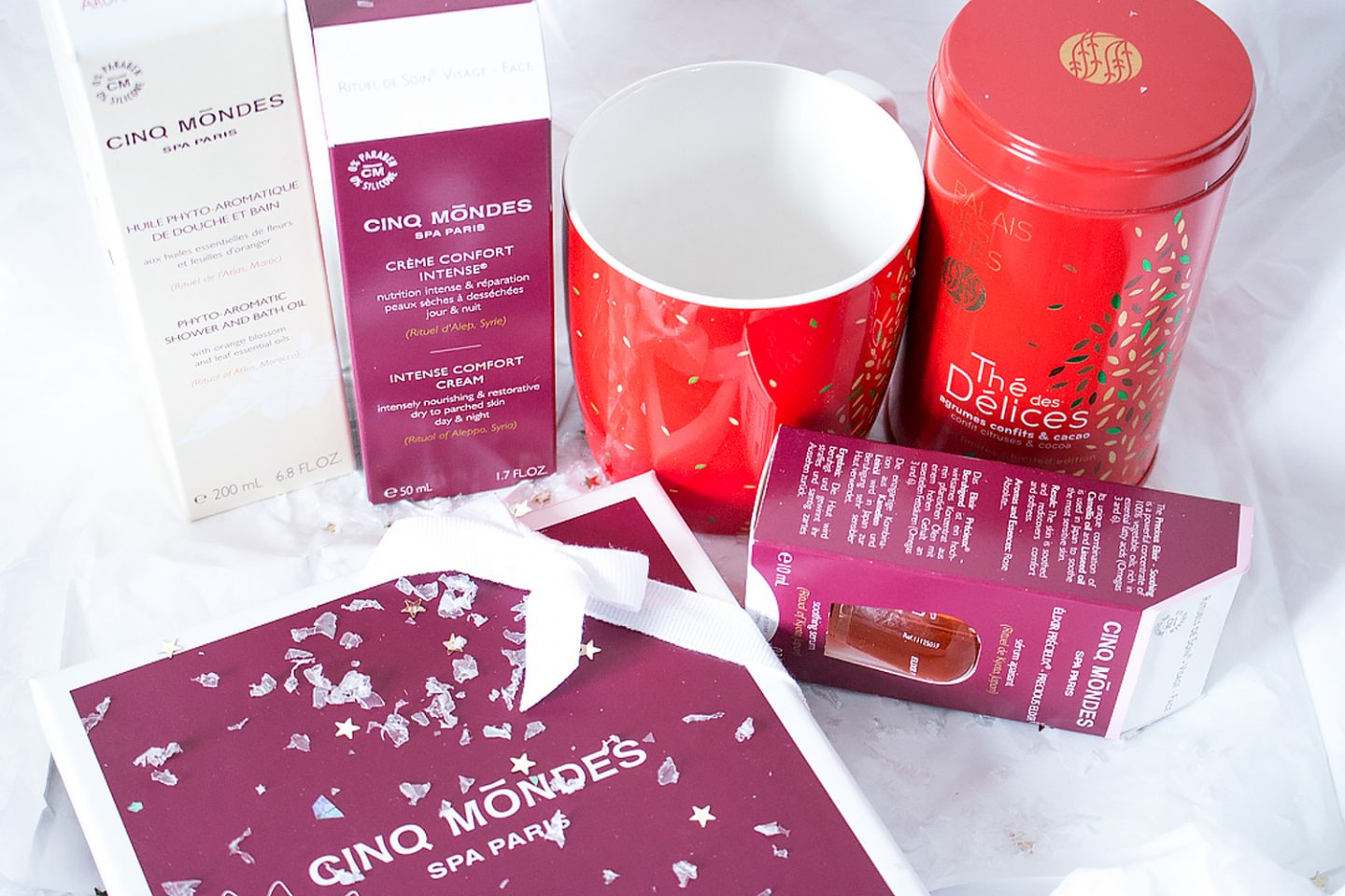 Le coffret surprise Cinq Mondes